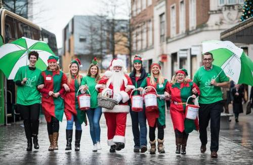 Elves Bucket Collection
